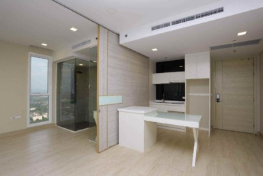 Cetus - 1 bedroom id402 Jomtien 40.5 sq.m.