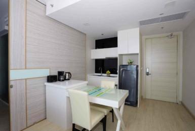 Cetus - 1 bedroom id403 Jomtien 40.5 sq.m.