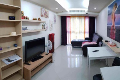 City Garden Pattaya - 1 bedroom id405 Centre 41.16 sq.m.