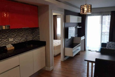 Dusit Grand Park - 1 bedroom id426 Jomtien 35 sq.m.