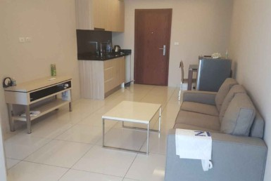LBRJ 1 - 1 bedroom id202 Jomtien 44 sq.m.