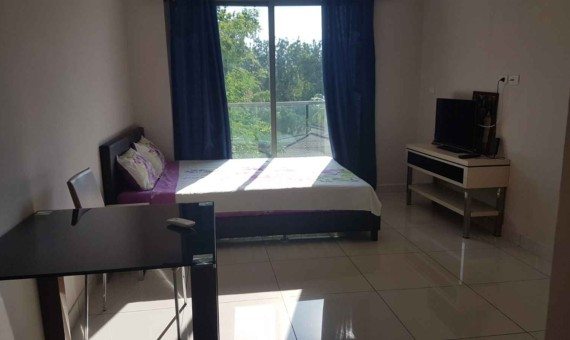 LBRJ 1 - 1 bedroom id237 Jomtien 50 sq.m.
