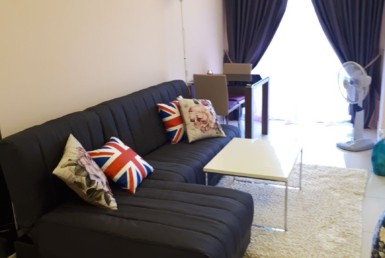 LBRJ 1 - 1 bedroom id373 Jomtien 40.12 sq.m.