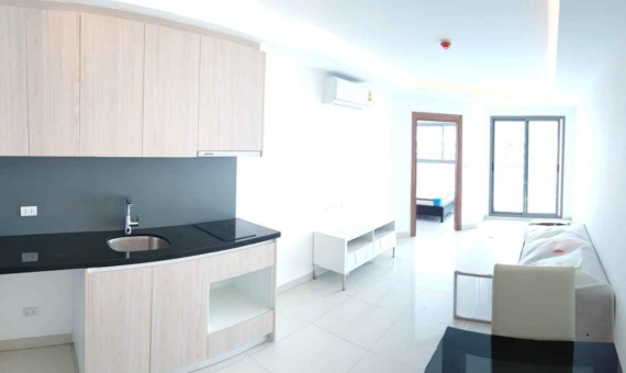 Maldives - 1 bedroom id302 Jomtien 40 sq.m.
