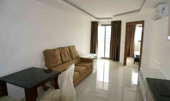 Maldives - 1 bedroom id308 Jomtien 41.5 sq.m.