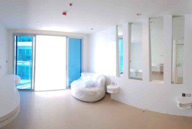 Sands Condominium - studio id207 Pratumnak 34.15 sq.m.