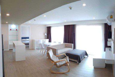 Seven Seas - 2 bedroom id377 Jomtien 73 sq.m.