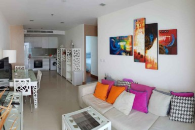 The Palm - 2 bedroom id215 Wongamat 72 sq.m.