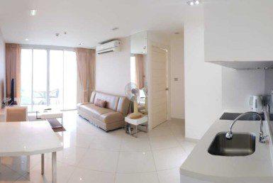 The View - 1 bedroom id375 Cozy Beach 44 sq.m.