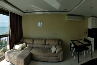 Wongamat Tower - studio id348 Wongamat 40.15 sq.m.