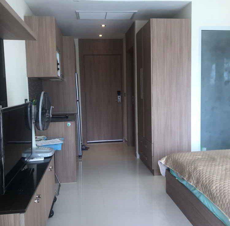 Nam Talay Pattaya Jomtien Najomtien Намталай Паттайя Джомтиен studio студия id287 2купить квартиру в паттайе агентство недвижимости Royal Property