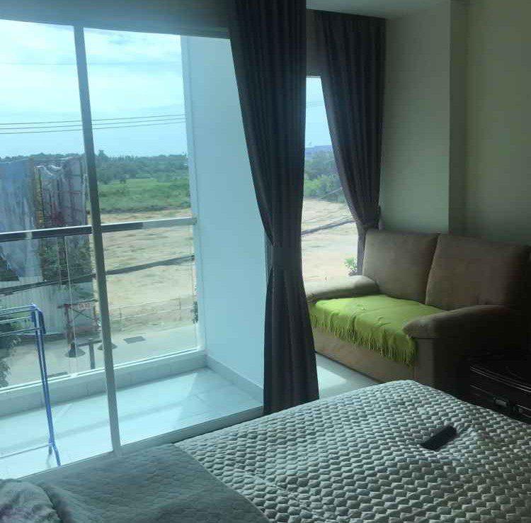 Nam Talay Pattaya Jomtien Najomtien Намталай Паттайя Джомтиен studio студия id287 7купить квартиру в паттайе агентство недвижимости Royal Property