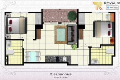 arcadia-beach-resort-condominium-thappraya-unit-plan-купить-квартиру-в-Паттайе-снять-в-аренду-Royal-Property-Thailand-8.-interior-2b-b-1024x523