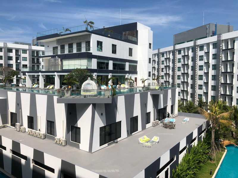 купить квартиру в паттайе аркадия бич резерд тапрая таиланд 6