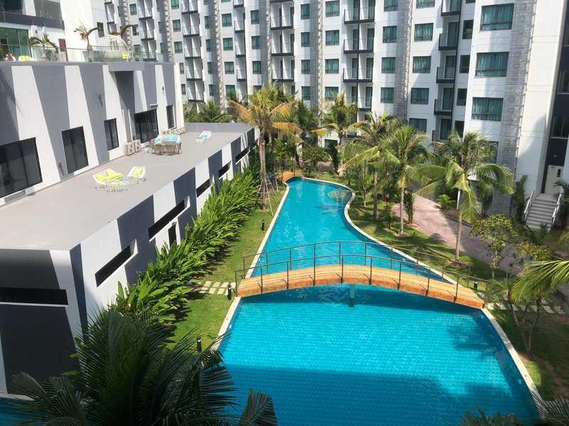 купить квартиру в паттайе аркадия бич резерд тапрая таиланд 7
