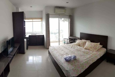 AD Hyatt - studio id400 Wongamat 30 sq.m.