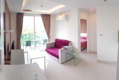 Amazon - 1 bedroom id368 Jomtien 35 sq.m.