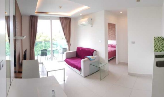 Amazon - 1 bedroom id368 Jomtien 35 sq.m.