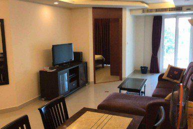 City Garden Pattaya - 1 bedroom id406 Centre 59 sq.m.