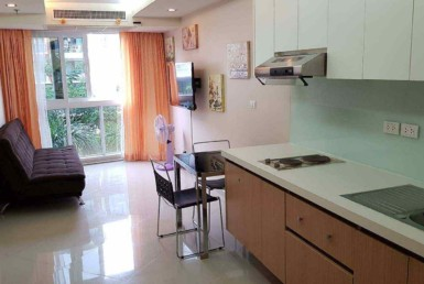 City Garden Pattaya - 1 bedroom id407 Centre 41.16 sq.m.