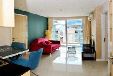 Grande Caribbean - 1 bedroom id225 Tappraya 35 sq.m.