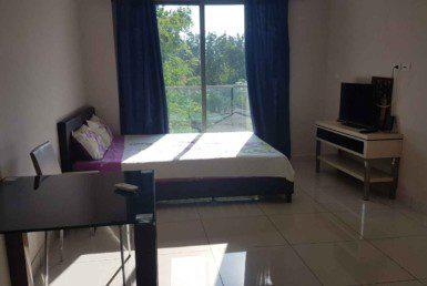 LBRJ 1 - 1 bedroom id237 Jomtien 50 sq.m.