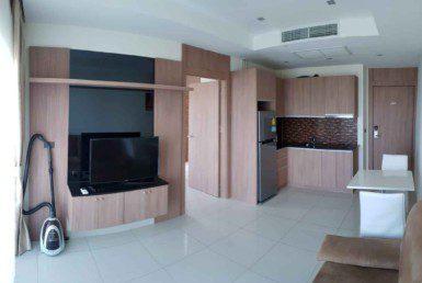 Nam Talay - 1 bedroom id331 Na Jomtien 40.75 sq.m.
