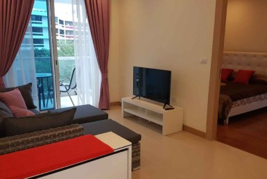 The Palm - 2 bedroom id216 Wongamat 62 sq.m.