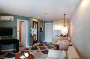 Espana Condo купить квартиру в паттайе снять в аренду 1
