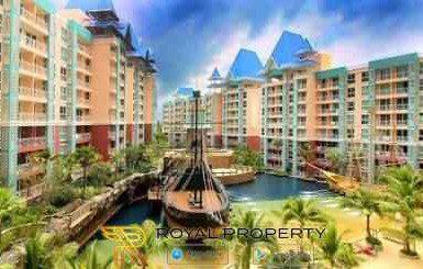 Grande Caribbean Condo Thappaya Pattaya Гранд Кариббиан Кондо Таппрайя Паттайя 1 купить квартиру в паттайе агентство недвижимости Royal Property