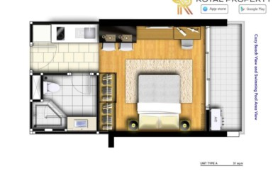 PEAK-TOWERS-Tower-A-typeA-royal-property-pattaya-real-estate-1024x724