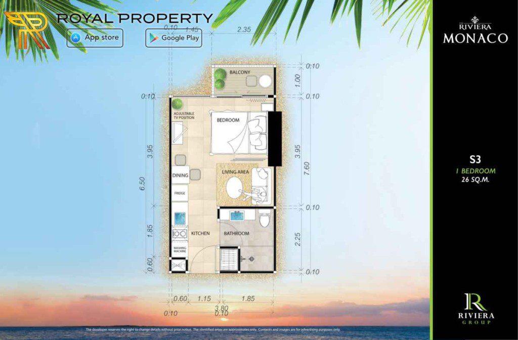 Riviera-Monaco-Condo-Resort-Jomtien-Pattaya-купить-квартиру-в-Таиланде-снять-в-аренду-63-1024x672