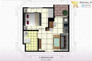 arcadia-beach-resort-condominium-thappraya-unit-plan-купить-квартиру-в-Паттайе-снять-в-аренду-Royal-Property-Thailand-8.-interior-1b-1-1024x523