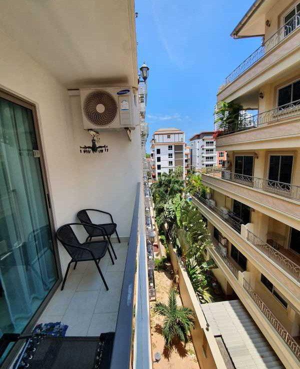 купить квартиру в паттайе си вью сивью пратамнак таиланд 8