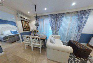 Seven Seas Cote d'Azur Pattaya купить квартиру на джамтьен паттайя