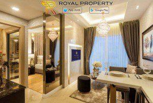 Elysium Condo Pattaya Cozy Beach Pratumnak 7. Master bedroom (A2) Angle купить квартиру в Паттайе аренда апартаменты агентство недвижимости Royal Property