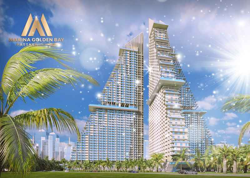 Marina-Golden-Bay-Pattaya-Project-Tower-Pattaya-investment-rental-guarantee-from-developer-resale-real-estate-agency-royal-property